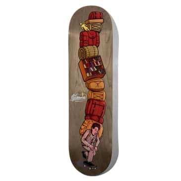 """Girl Bennett Emotional Baggage Skateboard Deck - 8.25"""""""