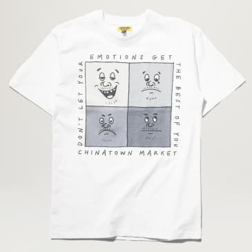 Chinatown Market Emotions Tee (White)