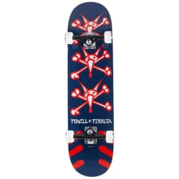 Powell Vato Rats Navy Skate Comeplete