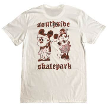 Southside Valentines Companion Tee White