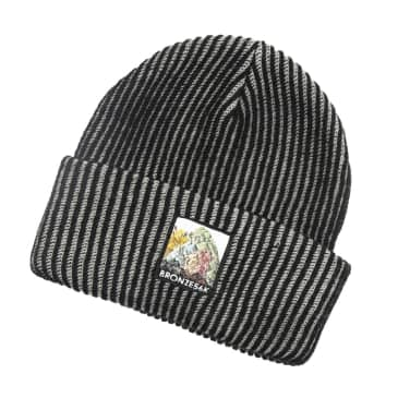 Bronze 56k Mountain Beanie - Grey
