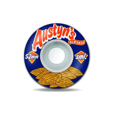 Sml. Wheels Austyn Gillette Austyn's Almonds (OG formula, 99a, 52mm)