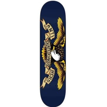 """Anti Hero Deck Classic Eagle XLG (Blue) 8.5"""""""