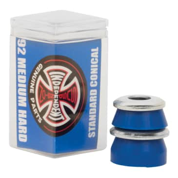 Independent Genuine Parts Standard Conical (92a) Cushions Medium Hard Blue