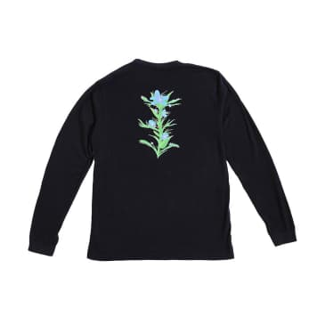 Chinese Hibiscus Long Sleeve