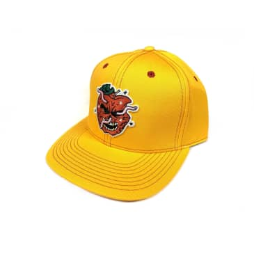 Inovation3 Bad Apple Friends and Family Hat Strapback Yellow
