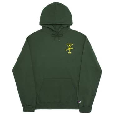 Alltimers League Player Champion Hoodie - Dark Green