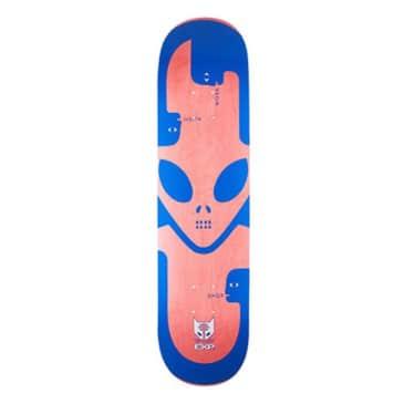"""Alien Workshop """"Exp"""" (Blue) Skateboard Deck 7.25"""""""