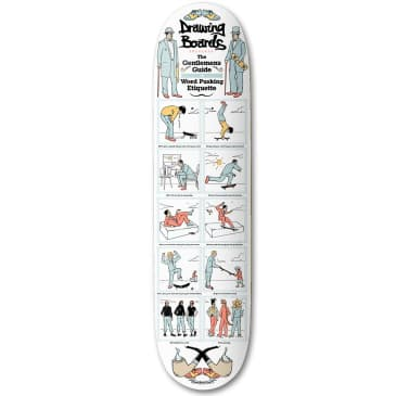 """Drawing Boards Gents Deck 
