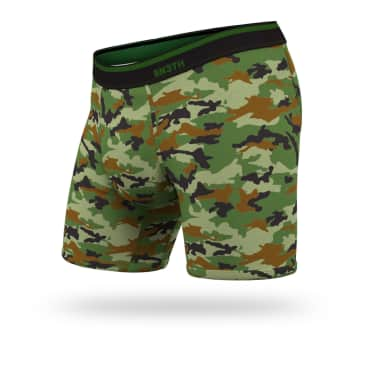BN3TH CLASSIC BOXER BRIEF - CAMO GREEN