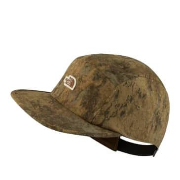 The North Face Marina Camp Hat - Military Olive Cloud Camo Wash Print
