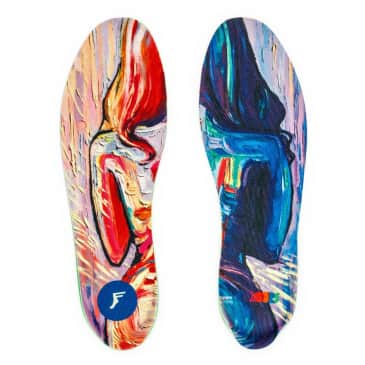 Footprint Kingfoam Elite High Mouldable Colours Insoles