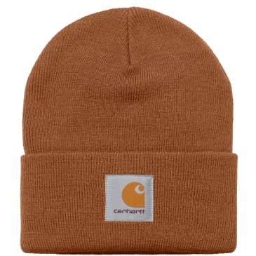 Carhartt WIP Short Watch Beanie - Brandy