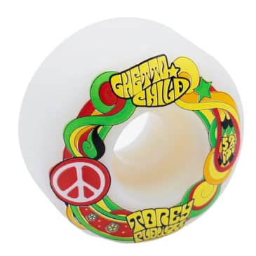 GHETTO CHILD PEACE - TOREY PUDWILL 52MM