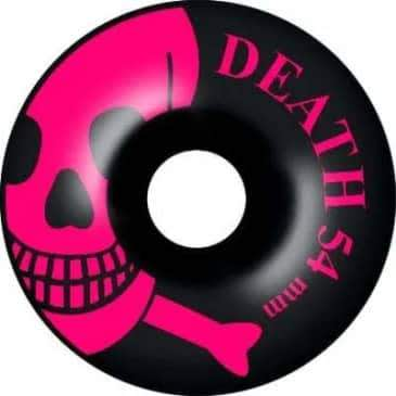 Death Wheels 54mm Black