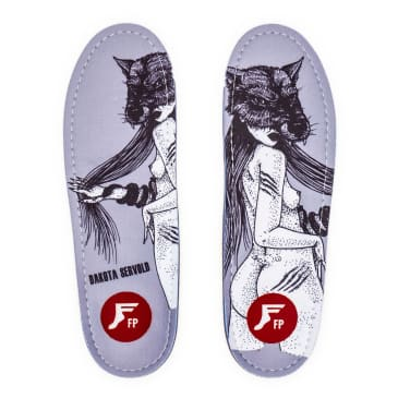 Footprint Gamechanger Dakota Servold Insoles