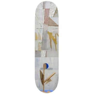 "Isle Skateboards - Remy Taveira Sculpture Deck 8.25"" Wide"