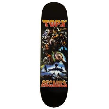 Terror of Planet X Skateboards TOPX Deck - Decades Apocalypse 8.25