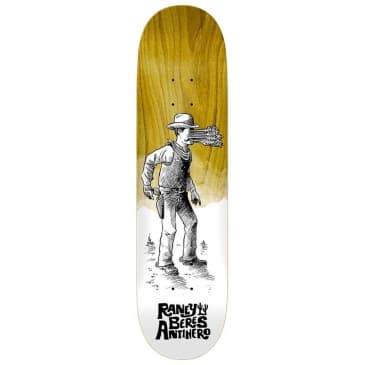 "Anti-Hero Beres How the West Wasnt Won 8.25"" Deck"