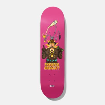 Baker Skateboards Theo Wowzers Skateboard Deck - 8""