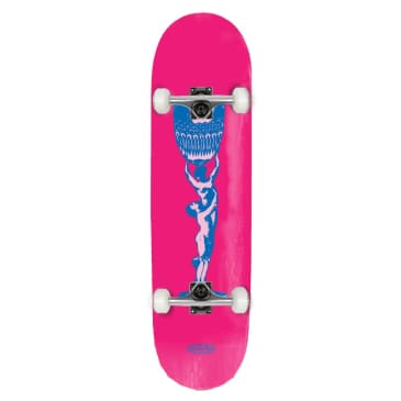 """Pass~Port - Cup Runneth Series - Lovers- Complete Skateboard - 8"""""""