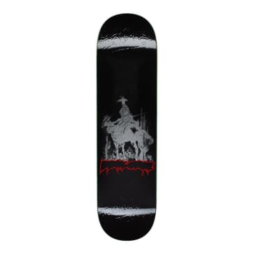 FA Cowboy Nakel Black Deck 8.18