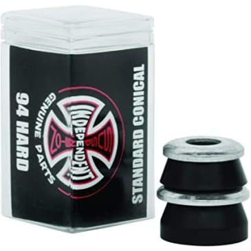 Independent Standard Conical Bushings Hard 94a (Black)