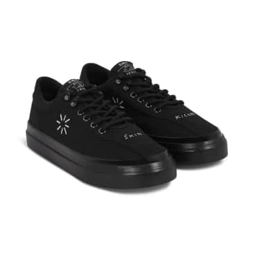 Stepney Workers Club x Heresey Dellow Mens Shin Kicker Shoes - Black