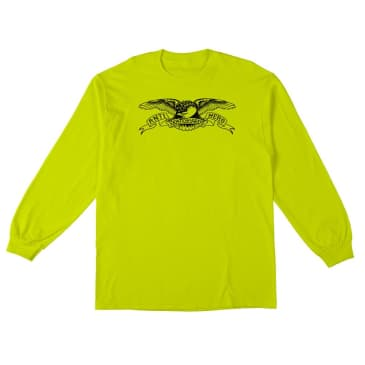 Antihero Skateboards - Basic Eagle Long Sleeve T-Shirt