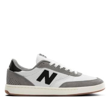 New Balance Numeric 440 Skate Shoe - Munsell White / Grey