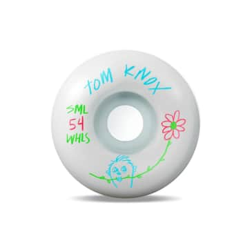 Sml. Wheels Tom Knox Pencil Pushers (V-Cut, 99a, 54mm)