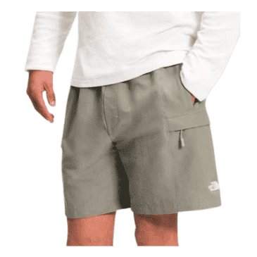 Class V Belted Short   Mineral Grey