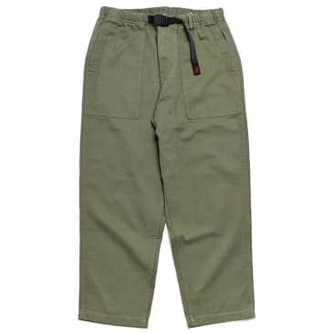 Gramicci Ripstop Loose Tapered Pants - Olive