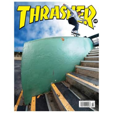 thrasher mag february 2021 issue