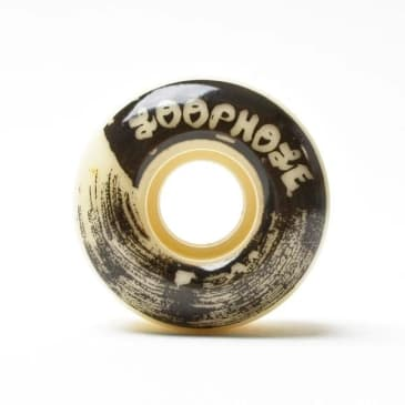 Loophole Wheels- Brush Logo 52-Teardrop Shape
