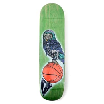 Welcome Skateboards Hooter Shooter On Bunyip Shaped Skateboard Deck 8""