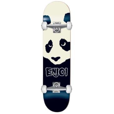 "Enjoi - 7.625"" Misfit Panda Complete Skateboard"
