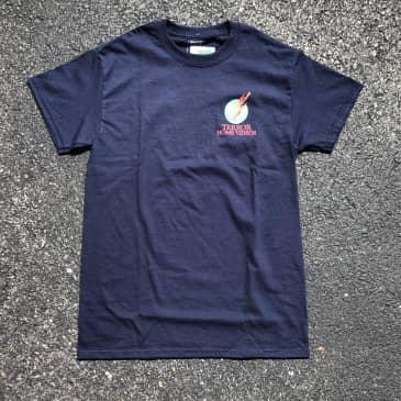 Terror Of Planet X Terrortone T-Shirt (Navy)