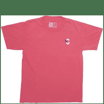Cortina Bearing Co C Logo T-Shirt - Red