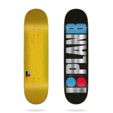 "PLAN B TEAM OG FOIL DECK 8.25"" X 32.125"""