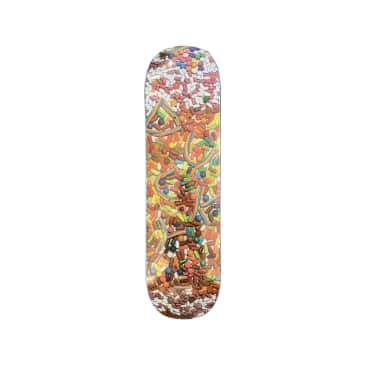 Pizza - Ducky Candy Deck 8.5