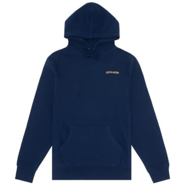 Fucking Awesome Little Stamp Hoodie - Navy
