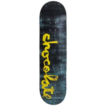 "Chocolate Alvarez Original Chunk Skateboard Deck - 8.25"""