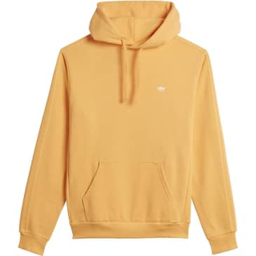 adidas skateboarding Heavyweight Shmoofoil Hoodie - Haze Orange / White