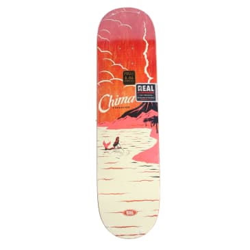 Real Chima Pro deck - 8.06""