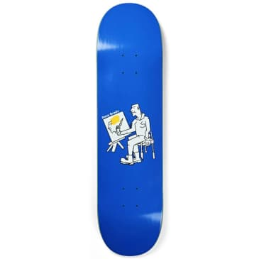 Polar Skate Co. Dane Brady Painter Skateboard Deck - 8.375""
