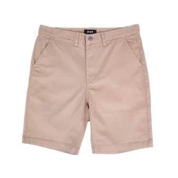 HUF Fulton Classic Shorts - Khaki