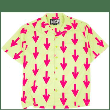 Mr Nice Get Down Millionaire Shirt - Lime