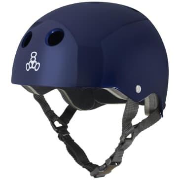 Triple 8 Brainsaver Helmet (Blue)