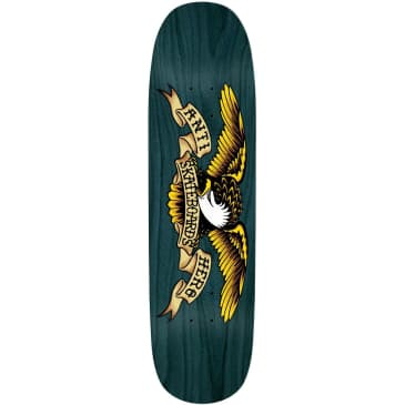 Anti Hero Eagle Blue Meanie Shaped Deck (8.75)